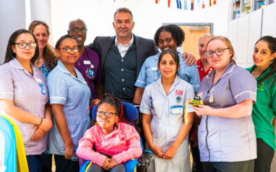 Supporters unite behind St George's Hospital Charity