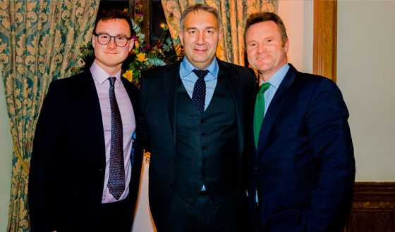 St George's Hospital Charity, Imperium Investments and Hold Fundraiser for children's services at St George's