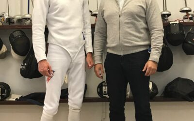 British Fencing Announces Imperium Investments Grant for British Fencer Harrison Nichols