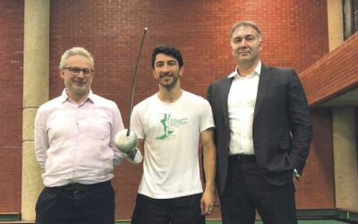 Brixton Rec to be home for new kids' fencing project