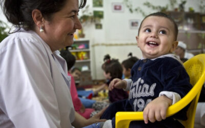 HealthProm celebrates 35 years helping vulnerable children and their families in Eastern Europe and Central Asia